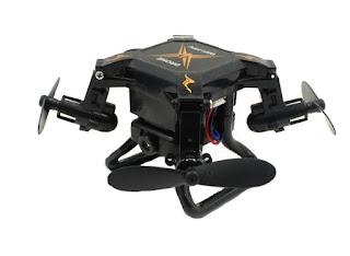 Daftar 6 Drone Kelas Bawah Dengan Desain Yang Unik
