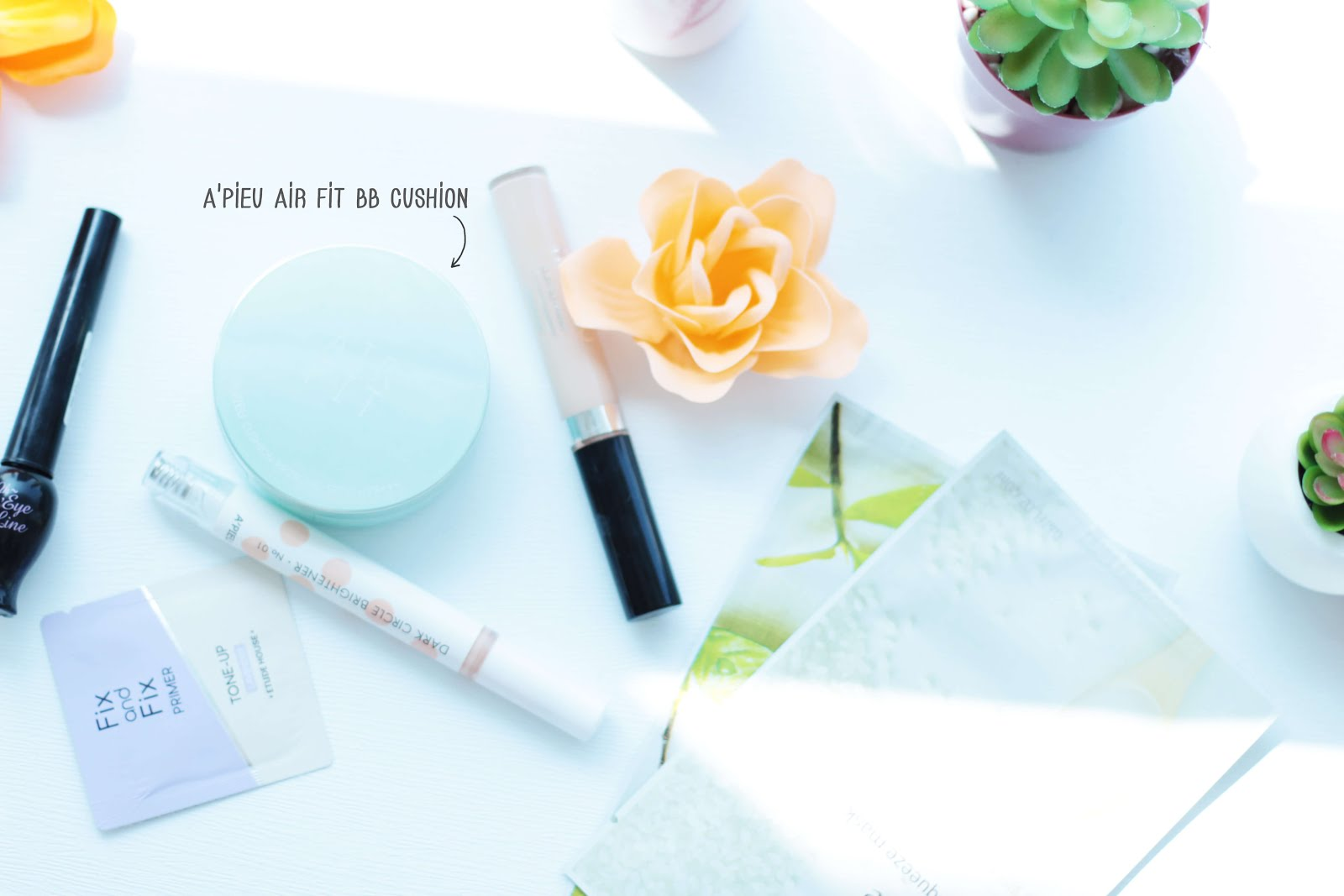 April beauty favourites korean beauty blogger