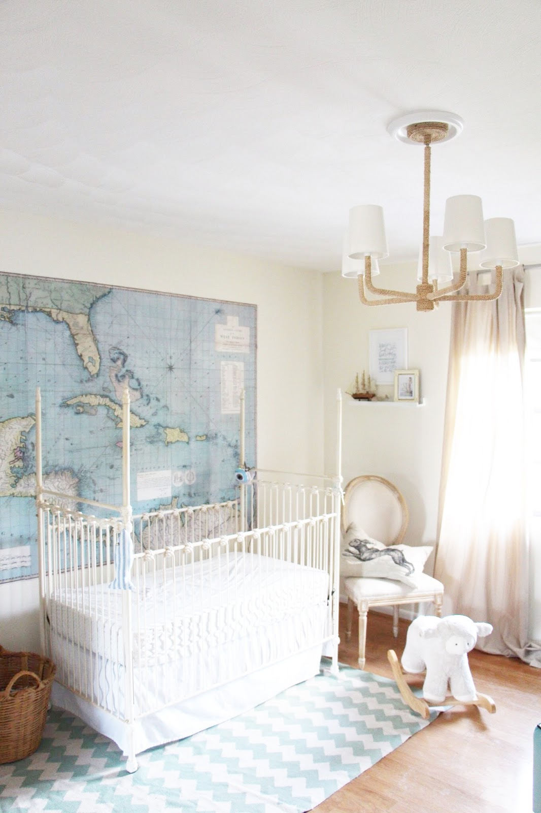 Baby Boy Nursery Tour: Tuck's Nursery Tour