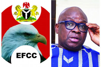 EFCC To Detain Fayose For 2 More Weeks... he's suing them