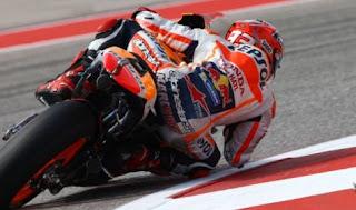 MotoGP Catalunya 2016: Marquez Tercepat FP4, Rossi Ketujuh