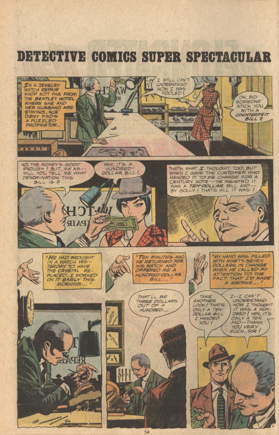 Detective Comics (1937) 442 Page 53