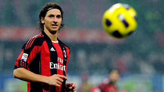 Zlatan Ibrahimović AC Milan download besplatne pozadine za desktop 1920x1080 HDTV 1080p