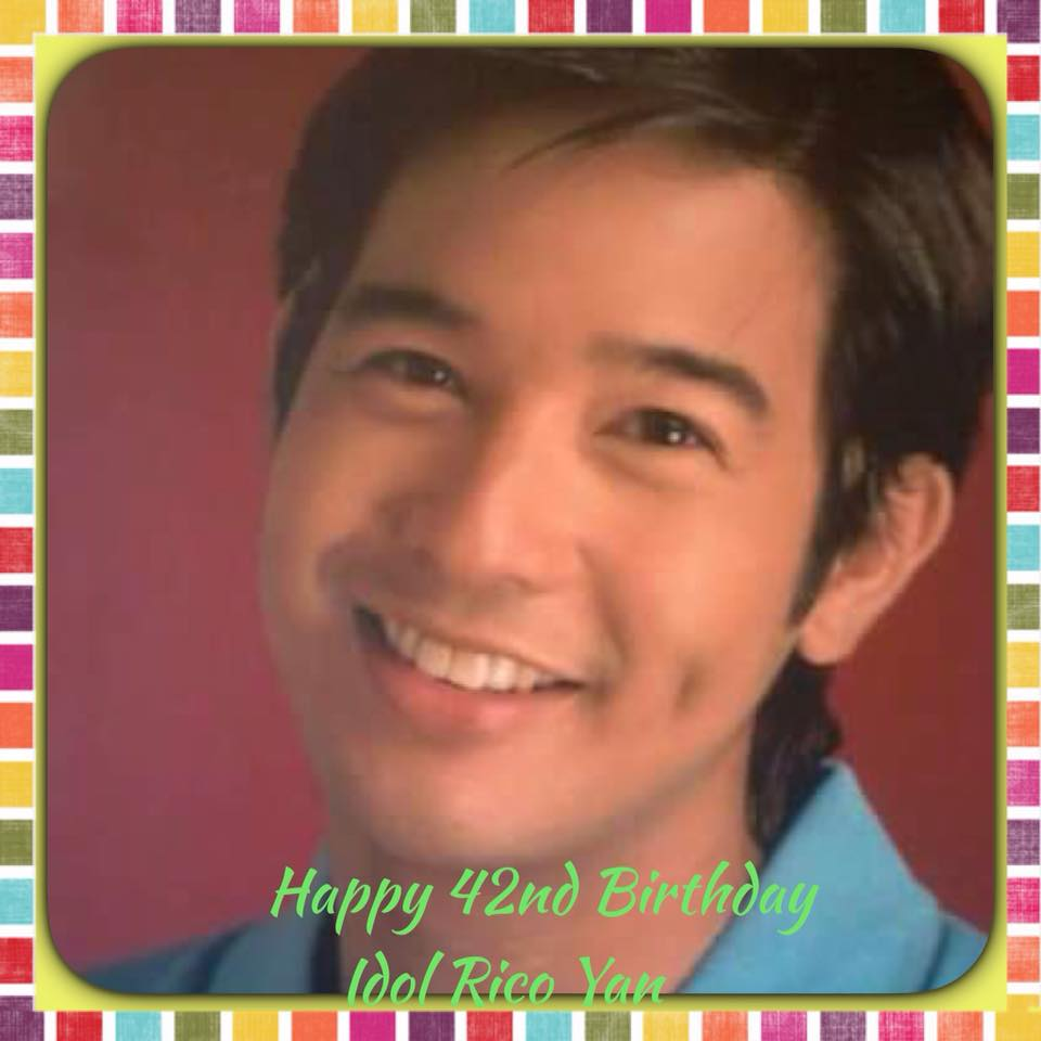 Remembering Rico Yan