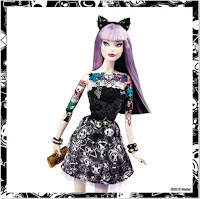 kitten play barbie lavender purple hair ears sexkitten tokidoki