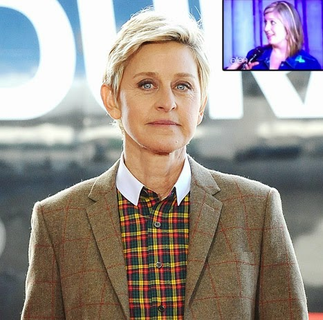 Ellen DeGeneres fan husband dead