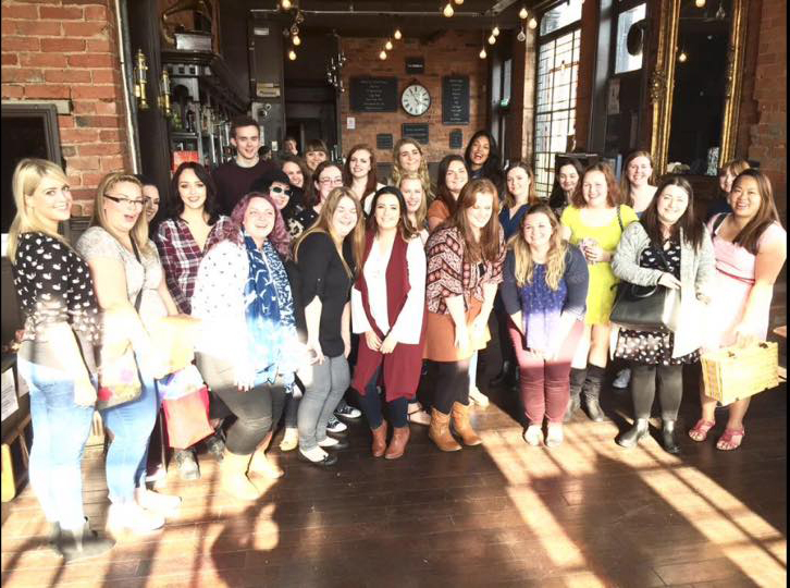 West Midlands Blogger meet