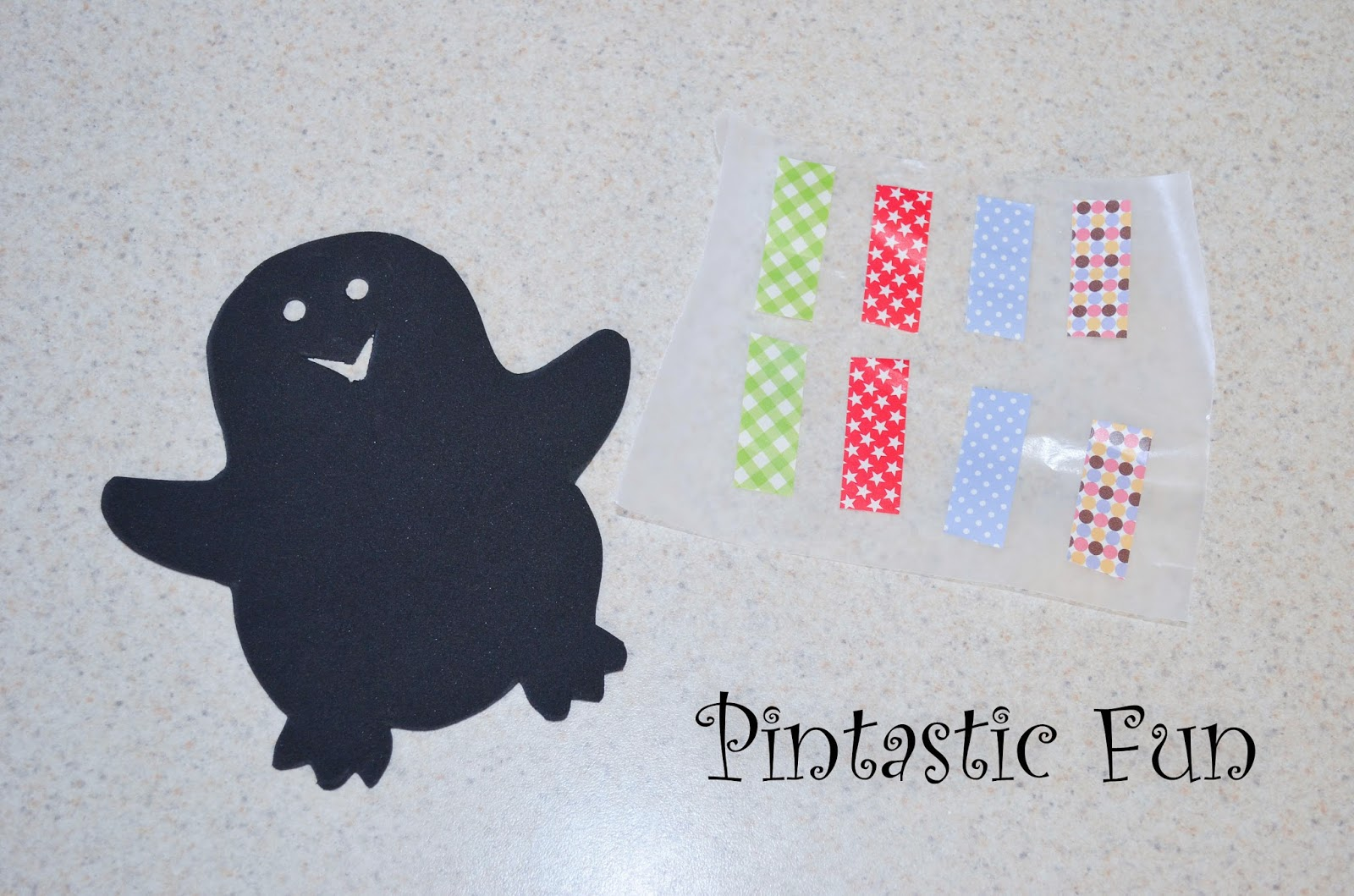Pintastic Fun Polar Animals Week