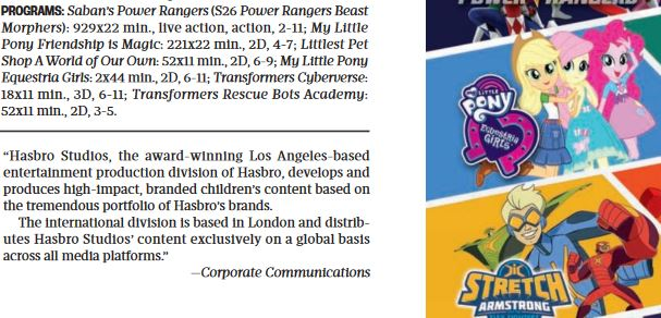 Equestria Daily - MLP Stuff!: More Confirmation and Reminder of