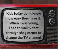 I WAS MY DAD'S REMOTE!