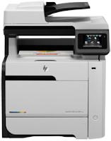 HP LaserJet Pro 400 color MFP M475dn Driver setup