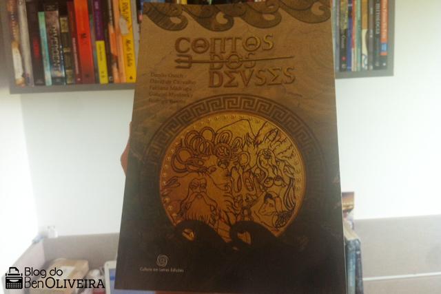 Livro Contos dos Deuses Cultura em Letras Edições