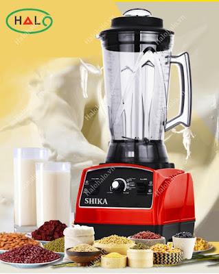 Vì sao nên chọn máy làm sữa bắp Shika?