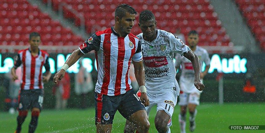 Chivas 1-4 Chiapas Copa MX 2016