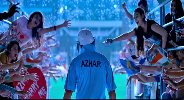 Latest Emraan Hashmi Movie Azhar (2016) box office collection Verdict (Hit or Flop) wiki, report New Records, Overseas day and week end.