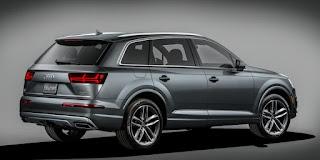 Audi Q7 Dimensions  Wheelbase: 117.90 in