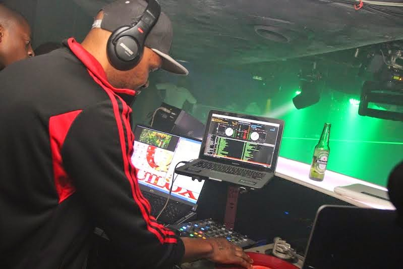 26 Grammy winning DJs, Black Chiney & DJ Snoop Da Damaja shut down Club Quilox for Heineken Green Light party