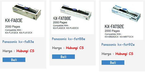 Panasonic kx-ft933 service