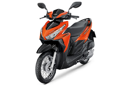 New 2016 Honda Vario 125 eSP front angle Hd Phots Gallery