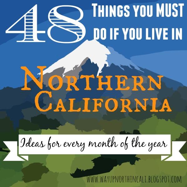Way Up North In Cali: 48 Things To Do in Northern California