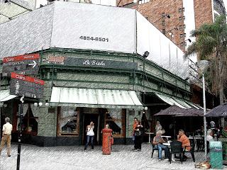 Bar La Biela: Um dos Mais Tradicionais de Buenos Aires