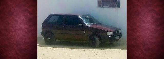 Carro com placa de Cuité é roubado em Picuí