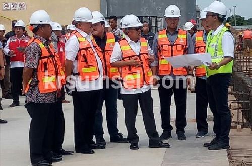 Cek Kesiapan Tuan Rumah Asian Games, JK Sambangi Bumi Sriwijaya
