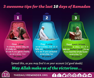 Warih-Homestay-3-Awesome-Tips-For-Last-10-Ramadhan
