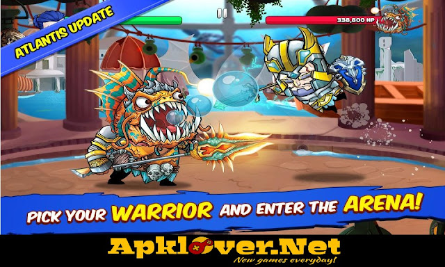 Tiny Gladiators MOD APK Unlimit