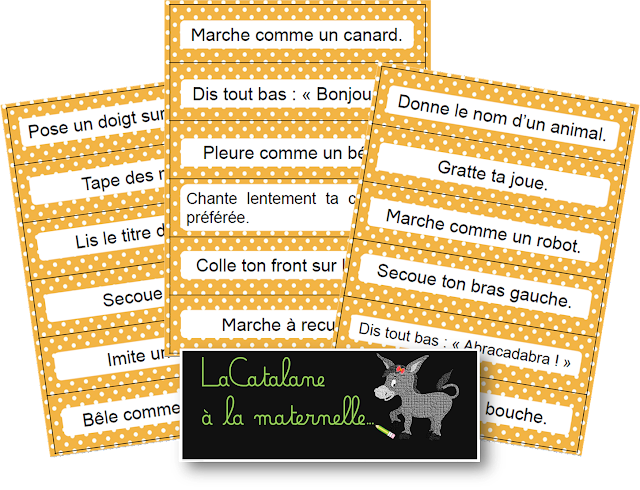 Phrases d'action 2 script - tickets d'ordres (LaCatalane)