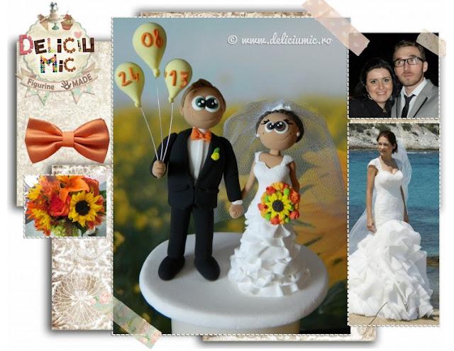 figurine tort personalizate