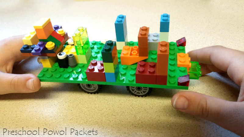 LEGO Engineering Preschool Challenge 1  STEM   Cars   Preschool     LEGO Engineering Preschool Challenge 1  STEM   Cars