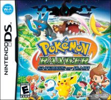 Pokemon Rangers Shadows of almia NDS en Español Mega