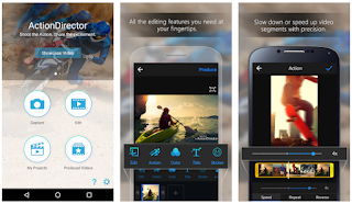 Download ActionDirector Video Editor Full Apk for Android