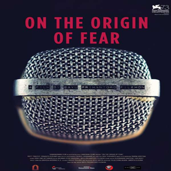 On The Origin Of Fear, Film On The Origin Of Fear, On The Origin Of Fear Sinopsis, On The Origin Of Fear Trailer, On The Origin Of Fear Review, Download poster Film On The Origin Of Fear 2016