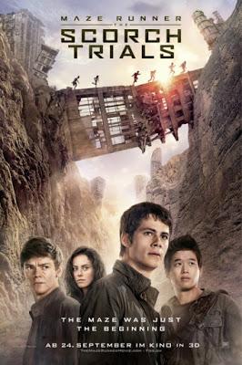 Maze Runner The Scorch Trials 2015 Movie Download