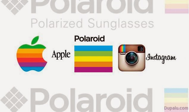 Logo Polaroid Logo Apple Logo Instagram