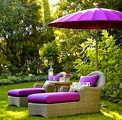 Tips for Choosing Outdoor Furniture