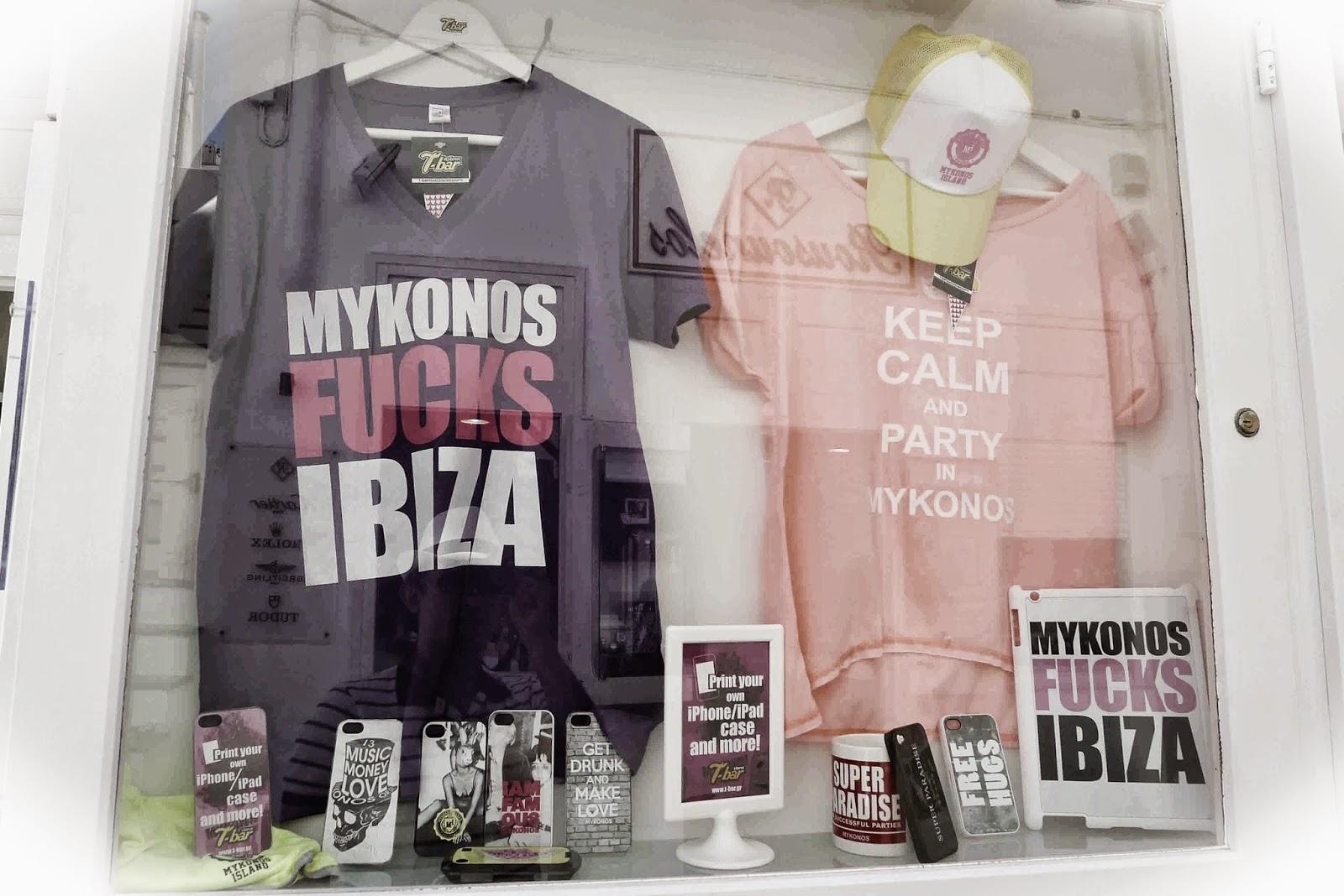 Mykonos Ibiza