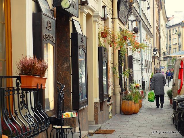 Polen - Krakow- Kazimierz