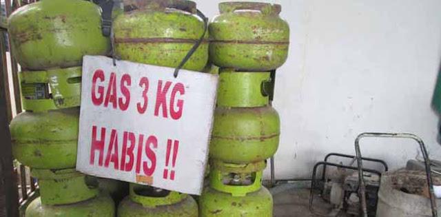 Gas Tiga Kilogram Mulai Langka, Pemerintah Bakal Cabut Subsidi Elpiji?