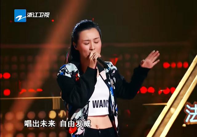 中國新歌聲 SING CHINA, Top 5 of Jay Chou Team (Ep 7)
