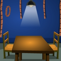 GenieFunGames Interrogation Room Escape