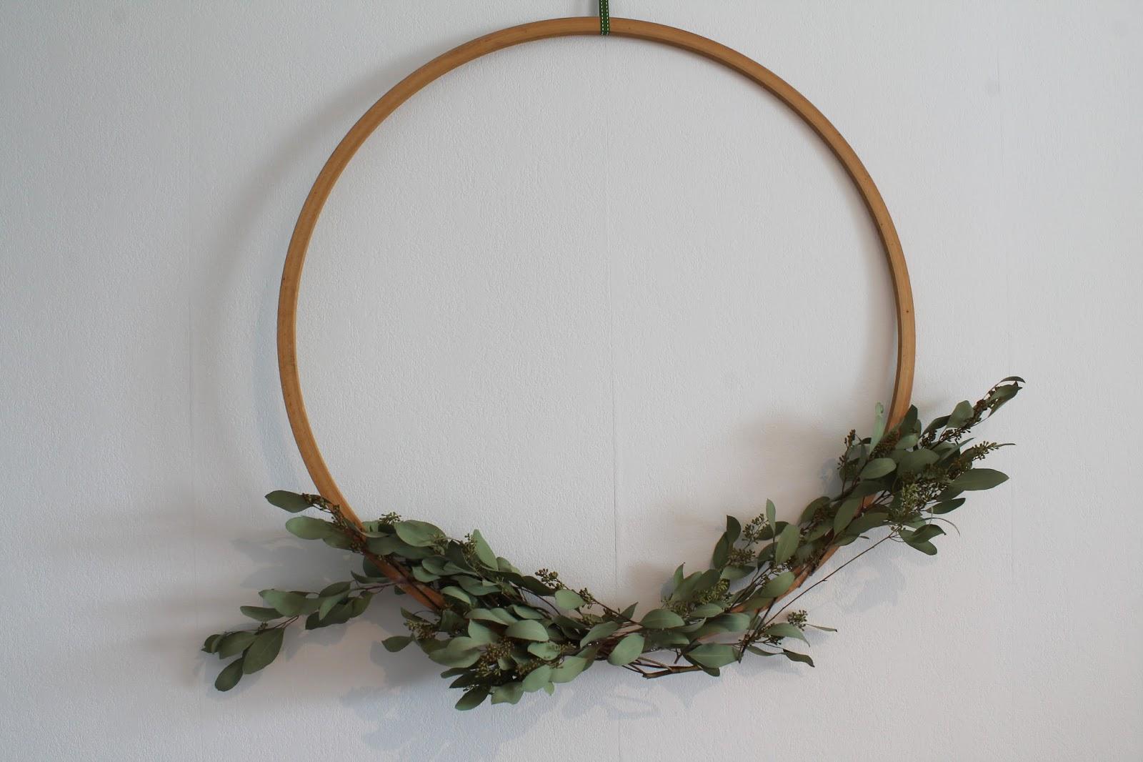 kleines freudenhaus hula hoop hula hoop reifen adventskalender diy. Black Bedroom Furniture Sets. Home Design Ideas