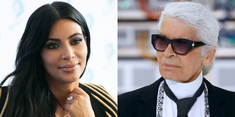 They robbed you after you flaunted N2bn ring on IG, Karl Lagerfeld blasts Kim K