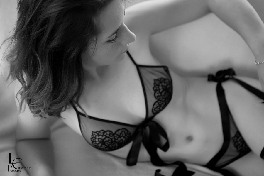 photographe Boudoir Nantes - Laurent CHRISTOPHE Photographe