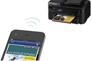 Epson WorkForce WF-3520 printer review