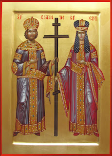 Saints Constantine and Helen Daniel Neculae