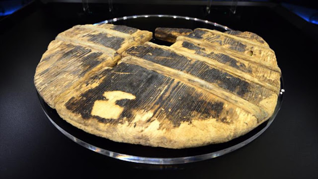 """Rueda de hace 5200 años en Eslovenia, """"la más antigua conocida"""""""