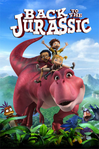 Back to the Jurassic [2015] [DVDR] [NTSC] [Subtitulado]